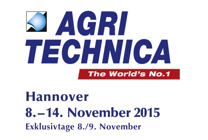 Messelogo Argritechnica 2015 Hannover
