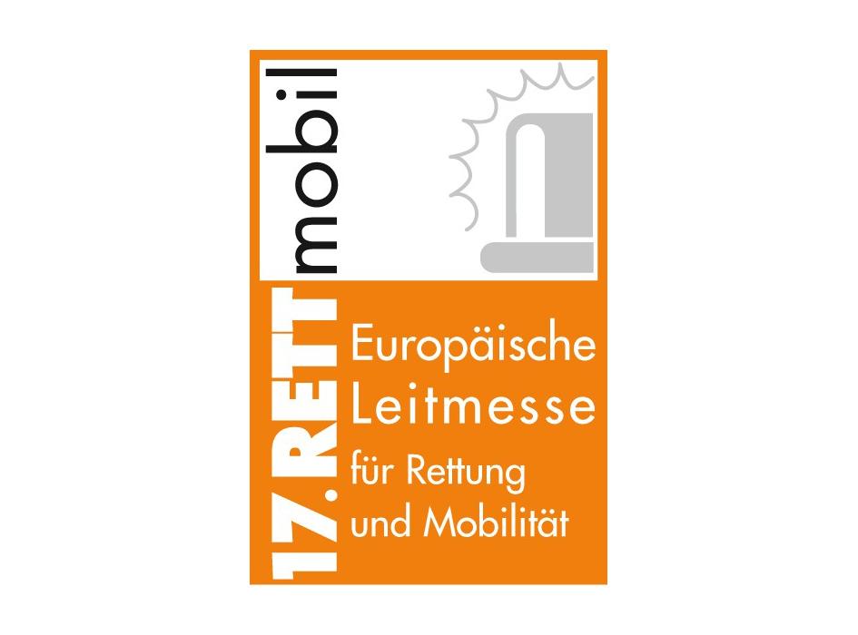 Messelogo 17. RETTmobil 2017 Fulda