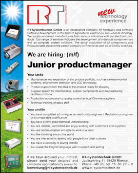 job offer junior product manager